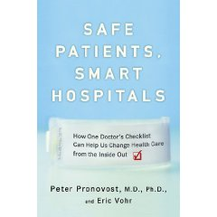 """Safe Patients, Smart Hospitals"" Book"