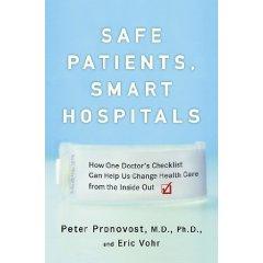 """""""Safe Patients, Smart Hospitals"""" Book"""