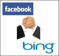 Facebook + Bing