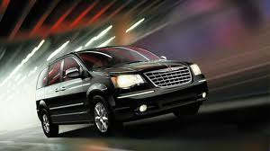 2010 Chrysler Town & Country Minivan