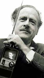 Marshall McLuhan, scholar, writer and social theorist