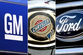 Big Three Automotive Manufacturers
