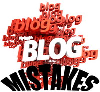 PR mistakes with bloggers