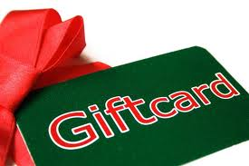 Gift cards are bigger than ever in holiday season 2011