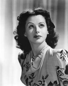 Hedy Lamarr in Hollywood Days