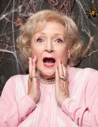 Betty White, 90 years old and America's favorite celeb.