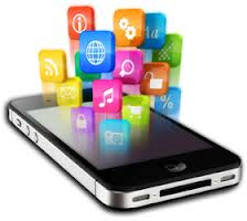 Smartphone app development