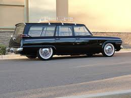 1965 Studebaker Commander station wagon