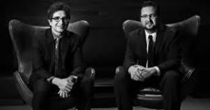 Vincent Vittorio and Nathaniel McGill, movie directors