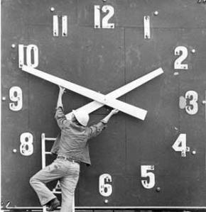 Is it time to change daylight savings time – and time zones – once and for all?