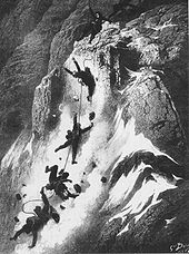 Descent of the Matterhorn (Edward Whymper)