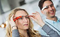 Google Glass Groupies on the prowl.
