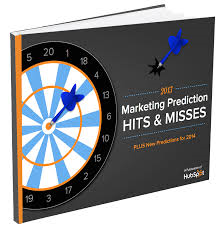 Marketing Prediction Hits & Misses (HubSpot)