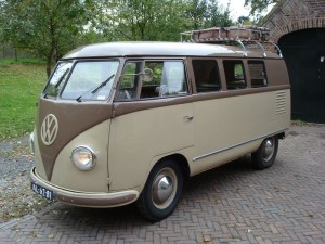 The VW Van Rides into History