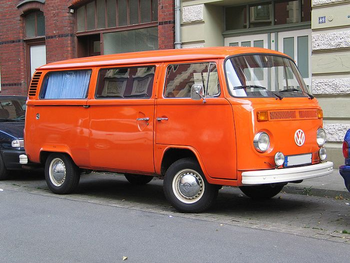 VW Type 2 Van