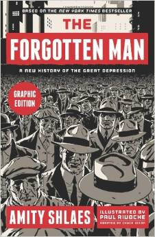 The Forgotten Man (Graphic Edition)