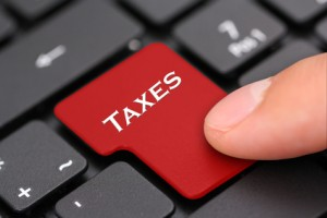 Taxes on the Internet