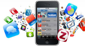 Mobile apps overtaking other digital media consumption