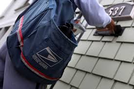 USPS Mail Delivery