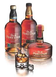 Old Forrester bourbon