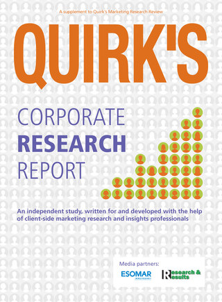 Quirk's Corporate Research Report
