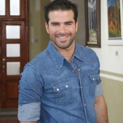 Alpha-male: Venezuelan actor Alejandro Nones