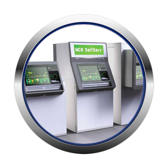 The new SelfServ 80 ATM from NCR