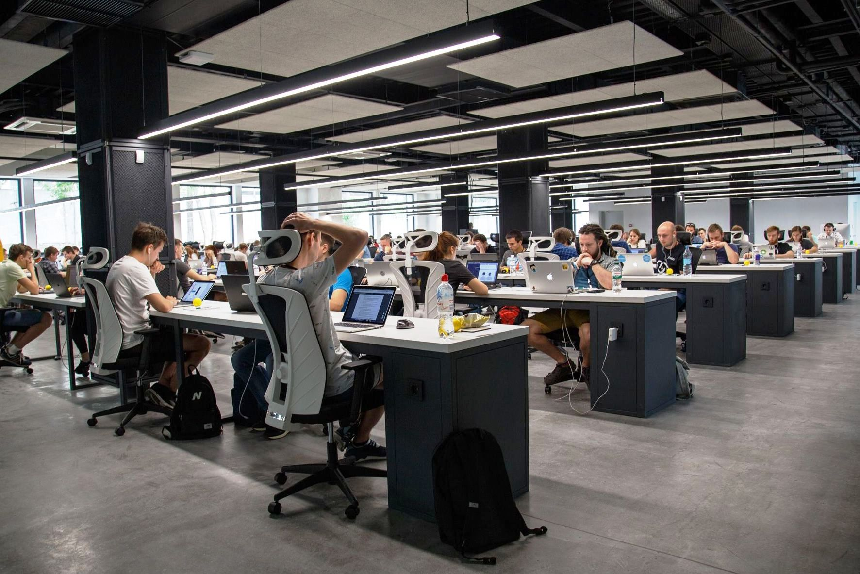 Open office concepts: Employers love 'em … employees hate 'em